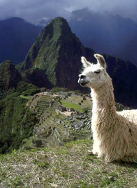 Горы Южной Америки - Анды