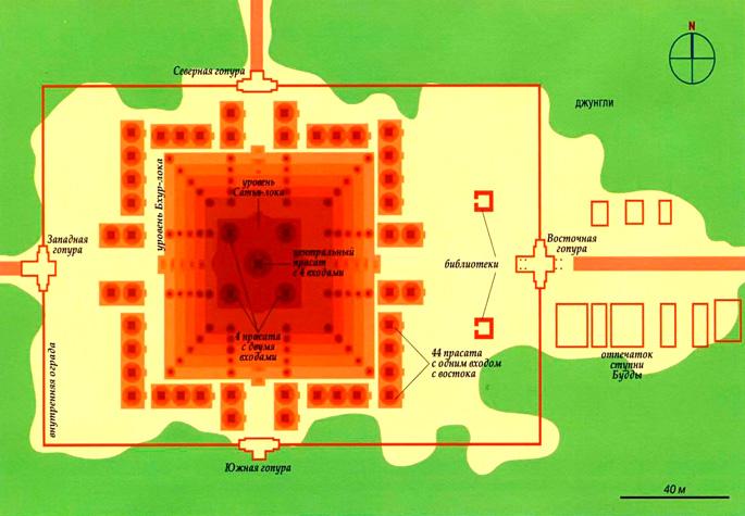 Пном Бакхенг на карте