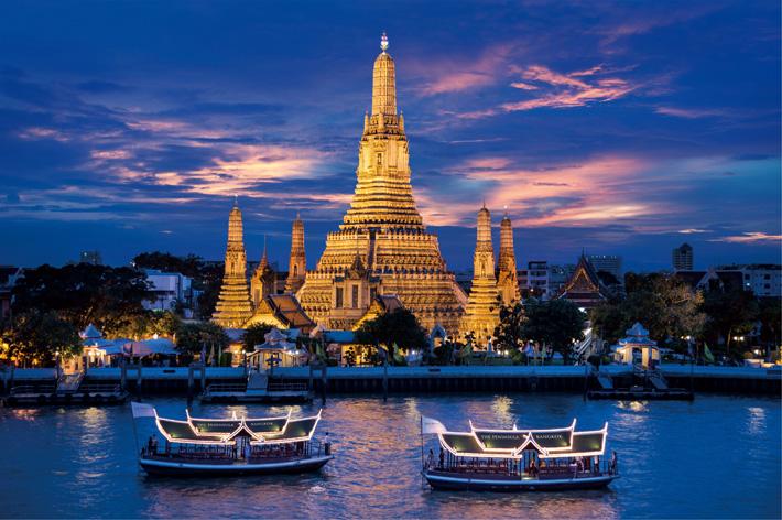 Выходные в Бангкоке
