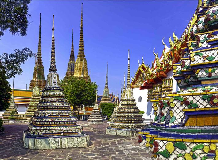 Бангкок (храм Ват Пхо)