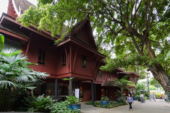 Бангкок (дом-музей Томпсона)
