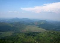 Центральный Массив, горный массив во Франции.