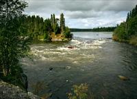 Черчилл - Река в Канаде