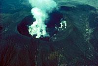Вулкан Эль-Чичон, Мексика, Северная Америка.