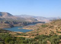 Евфрат, река в Западной Азии.