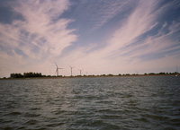Озеро Эйсселмер - Нидерланды
