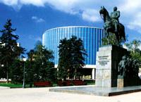 Фили — Москва