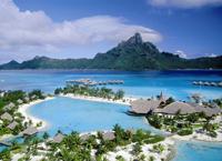 Французская Полинезия, группа островов Океании, Тихий океан.
