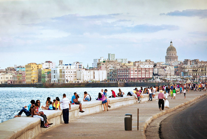 Уикенд в Гаване