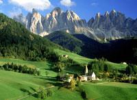 Италия - Природа Италии.