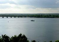 Река Кама, река в России, главный приток Волги.