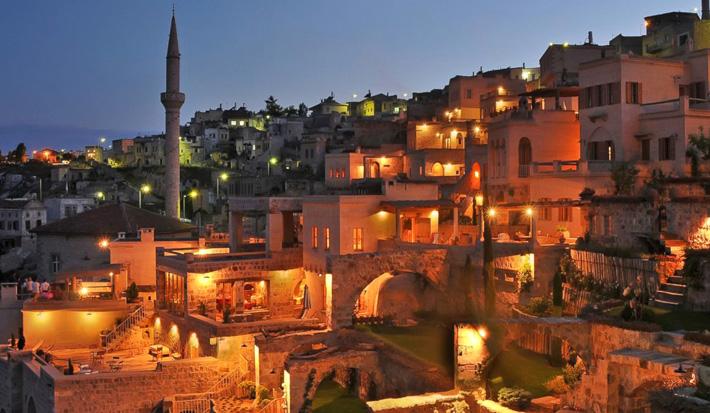Argos in Cappadocia в Каппадокии