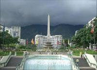 Каракас - столица Венусуэлы.