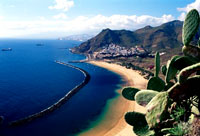 Канарские острова - Автономная область Испании, Африка, Атлантика.