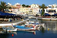 Греческий остров Крит