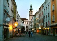 Линц - город в Австрии