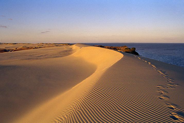 Лучшие пляжи на Куршской косе