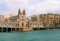 Государство Мальта, остров в Средиземном море, Европа.