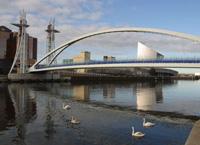 Город Манчестер. Город в Великобритании