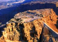 Крепость Масада в Израиле – последний оплот не падет
