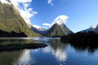 Неповторимая природа Новой Зеландии.