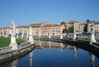 Город Падуя, административный центр провинции Венето, Италия, Европа.