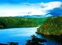 Варирата  национальный парк папуа-новой гвинеи в океании