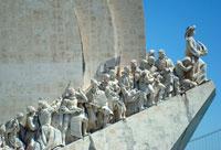 Памятник «Великие географические открытия» в Лиссабоне, Португалия.