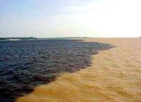 Риу-Негру, река в Южной Америке