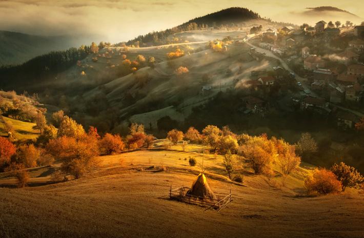 Родопские горы
