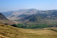 Северо-Шотландское нагорье, горы в Шотландии, Англия.