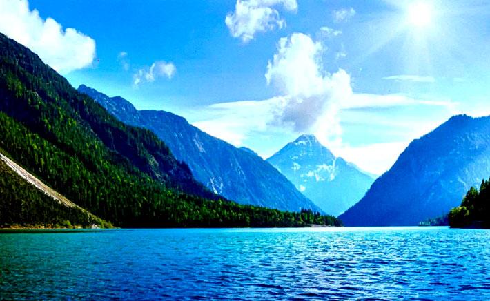 Тирольские горы