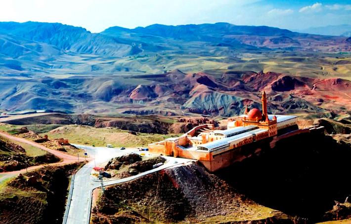 картинка фотография курорта Восточная Анатолия в Турции