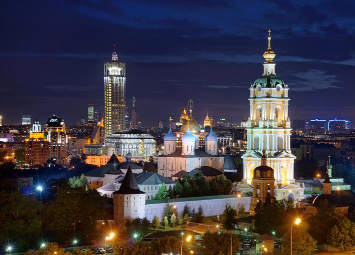 Заяузье — Москва