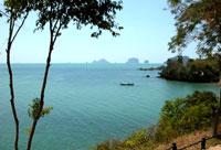 Андаманское море в каком океане