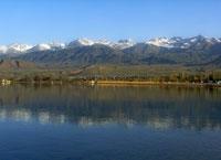 Иссык-Куль (озеро Киргизии)