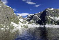 Северный Урал, горный массив в России.